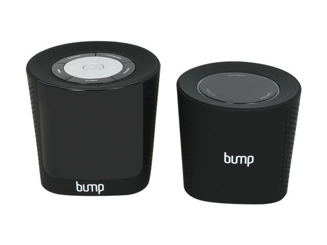 Aluratek AWS01F BUMP Wireless MP3 / FM Radio Boombox with Speaker