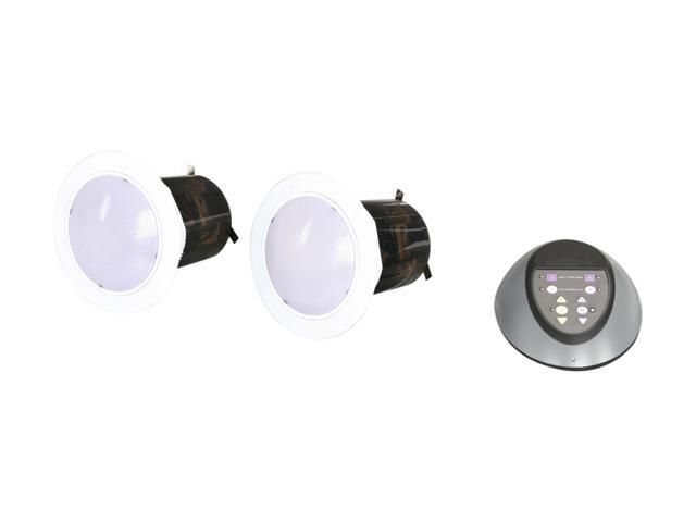klipsch lightspeaker system 5 2 2 architectural speaker pair newegg