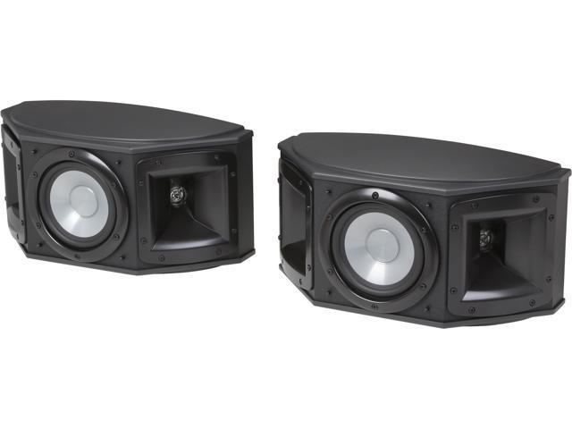 klipsch f30. klipsch synergy s-20 premium wdst surround speakers pair f30