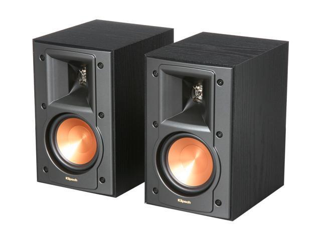 Klipsch Reference RB-41 II Bookshelf Speaker Pair