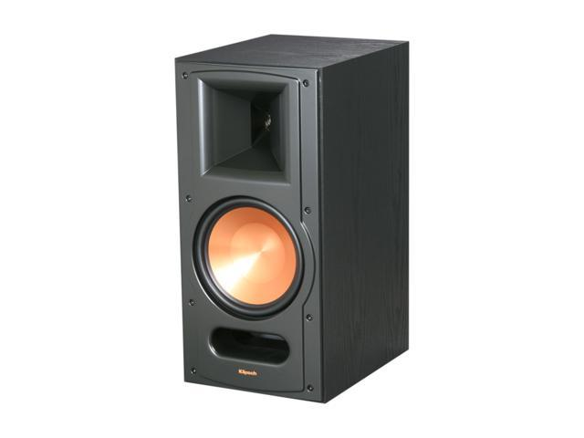klipsch reference rb 81 ii b bookshelf speaker black ash. Black Bedroom Furniture Sets. Home Design Ideas