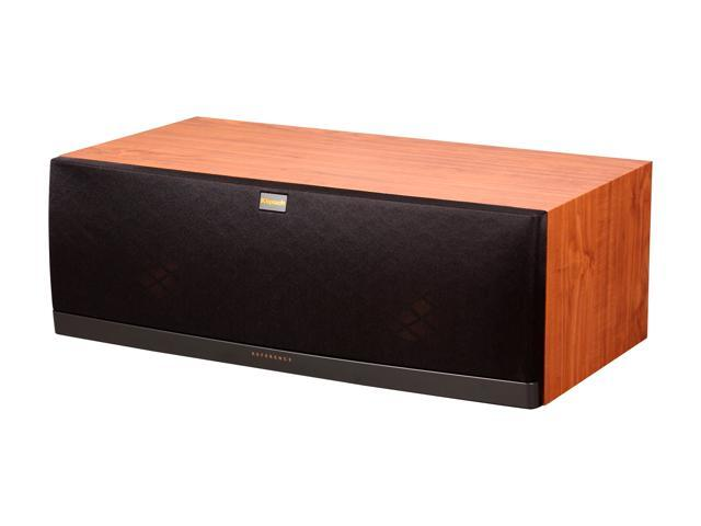 klipsch reference rc 62 ii center speaker cherry wood. Black Bedroom Furniture Sets. Home Design Ideas