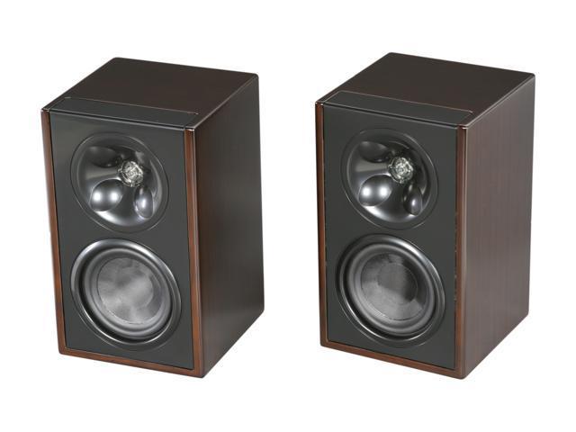 Klipsch WB-14 Icon – W Series Espresso Bookshelf/Surround Speaker - Pair