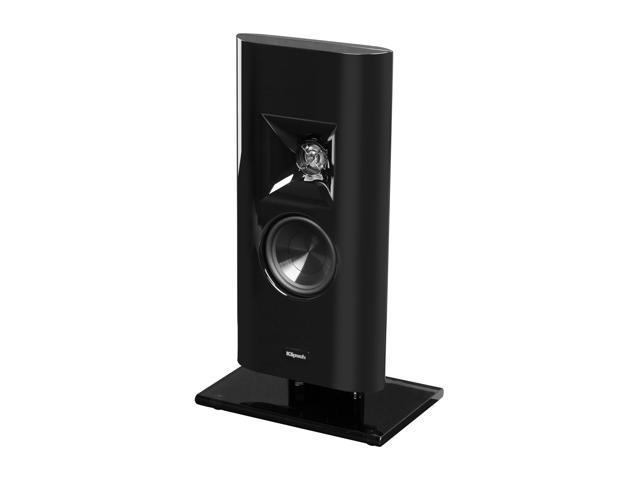 klipsch gallery g 28. klipsch gallery 1012955 black flat panel speaker single g 28