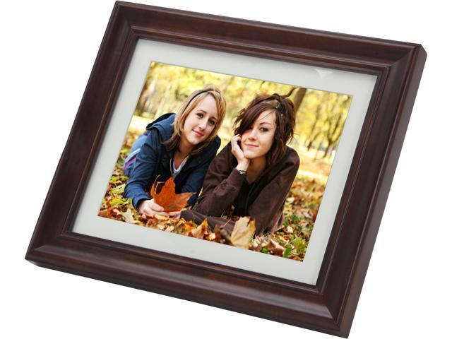 "PANDIGITAL PANR100T 10"" Digital Photo Frame, Touch Screen, WiFi, Blutooth"