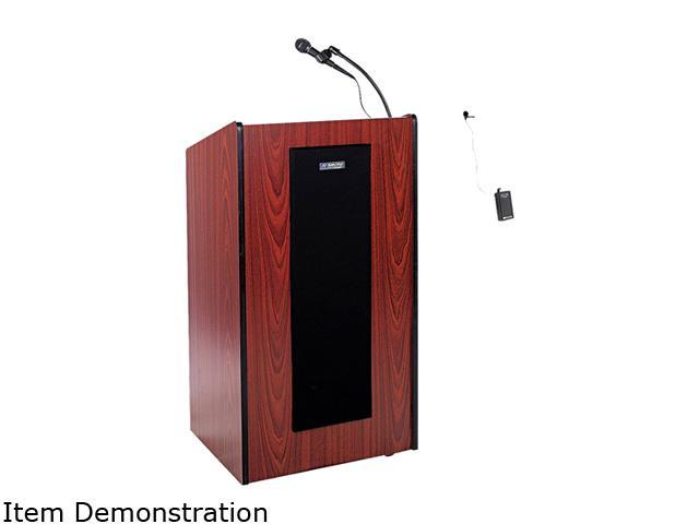 AmpliVox SW450-MH Wireless Presidential Plus Lectern