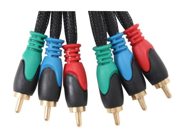 Link Depot LD-HDCPN-12 12 ft. HD Component video cable M-M