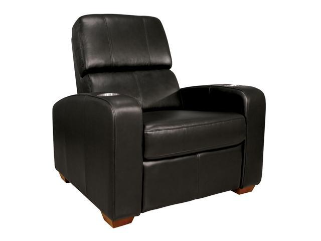 Bell'O HTS100BK Black Double Arm Reclining Chair