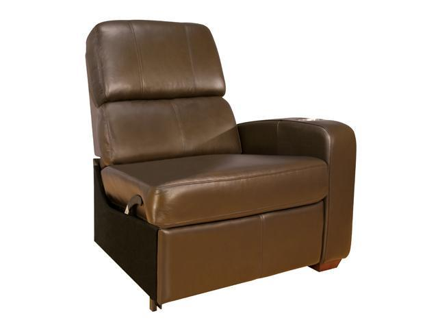 Bell'O HTS102BN Brown Right Arm Reclining Chair