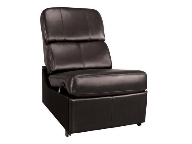Bell'O HTS103BK Black No-Arm Reclining Chair