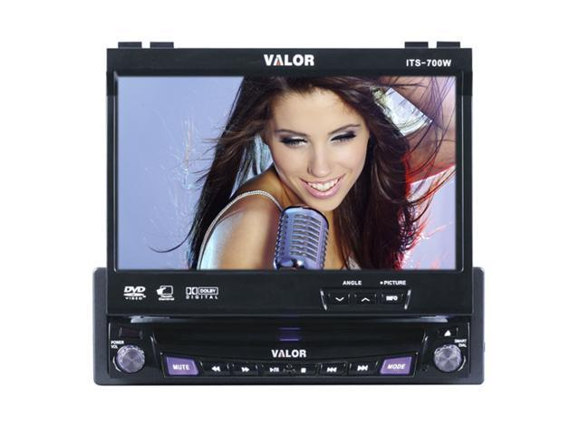Valor in dash dvd receiver wfully motorized 7 touch screen valor in dash dvd receiver wfully motorized 7 fandeluxe Image collections