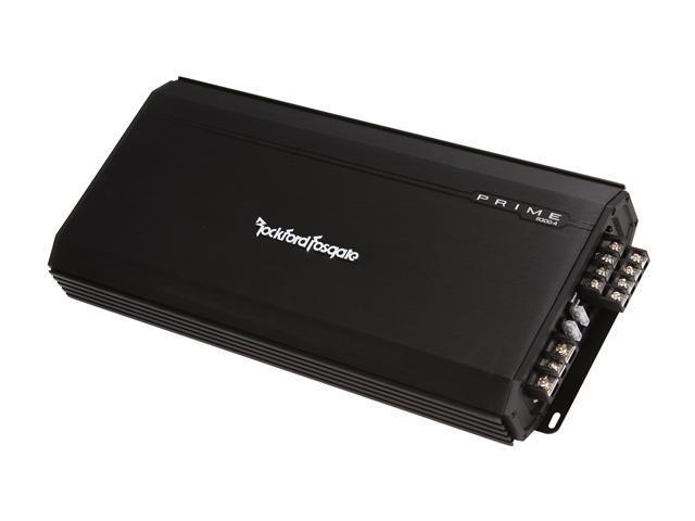 Rockford Fosgate 300W 4 Channels Bridgeable Amplifier