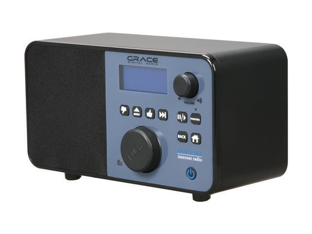 Grace Wireless Internet Radio featuring Pandora GDI-IR2550P