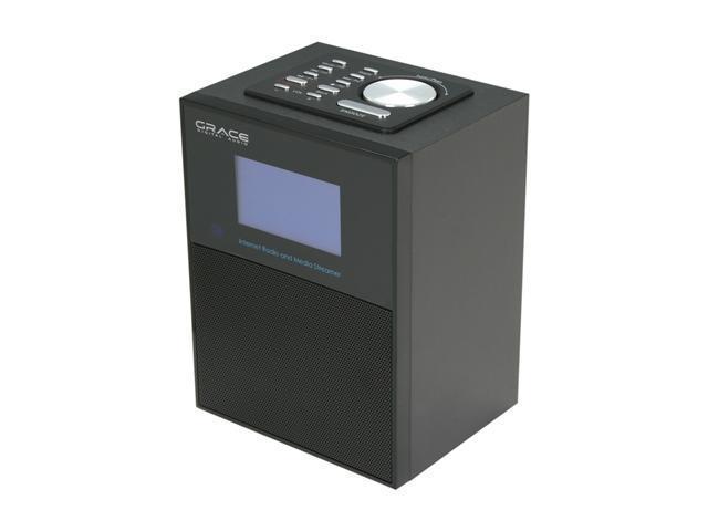 Grace Portable Wireless Radio & Streamer GDI-IRD4000