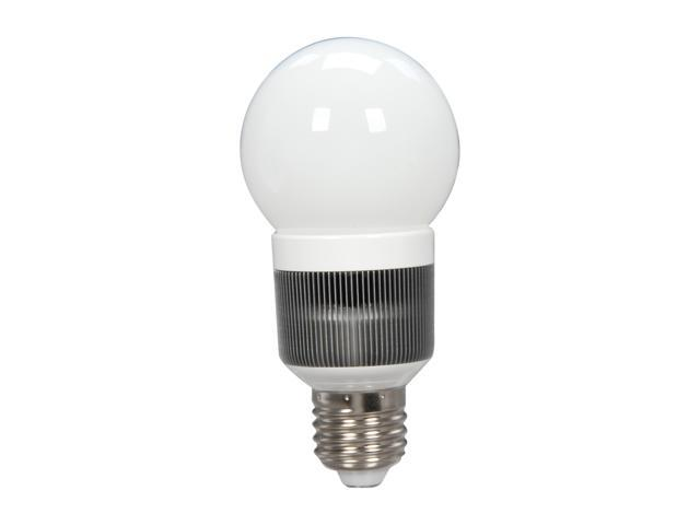 GPI LX-A19-1-CW-7WDO 40 Watt Equivalent GPI Ledplux 7 Watt A19 OMNI LED Light Bulb Cool White 5000K - UL Listed