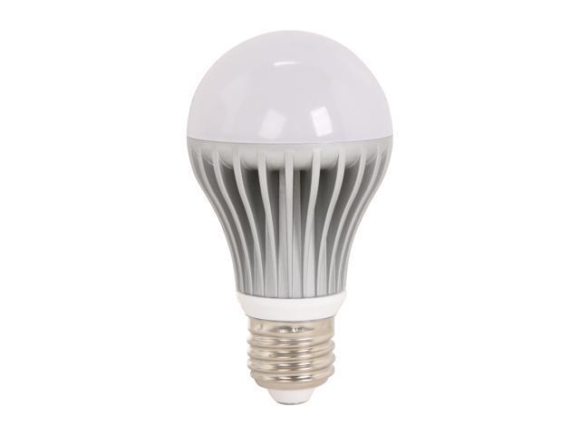 GPI LX-A19-1-WW-7WD 40 Watt Equivalent GPI Ledplux 7 Watt A19 LED Light Bulb Warm White 3000K - UL Listed