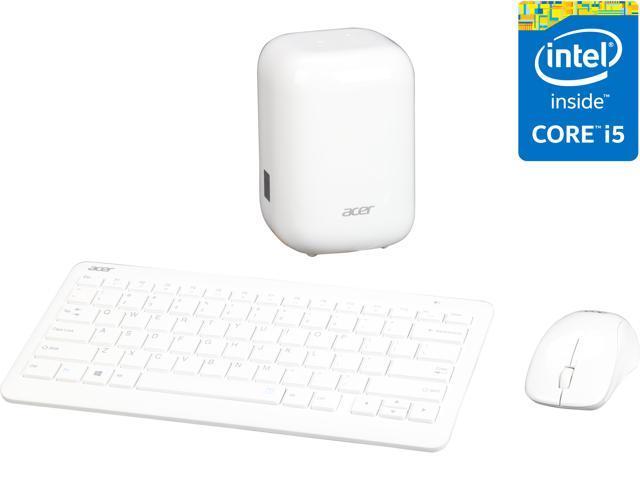 Acer Desktop PC Revo One RL85-UR45 Intel Core i5 5200U (2.20 GHz) 8GB DDR3L 1 TB HDD Intel HD Graphics 5500 Windows 8.1