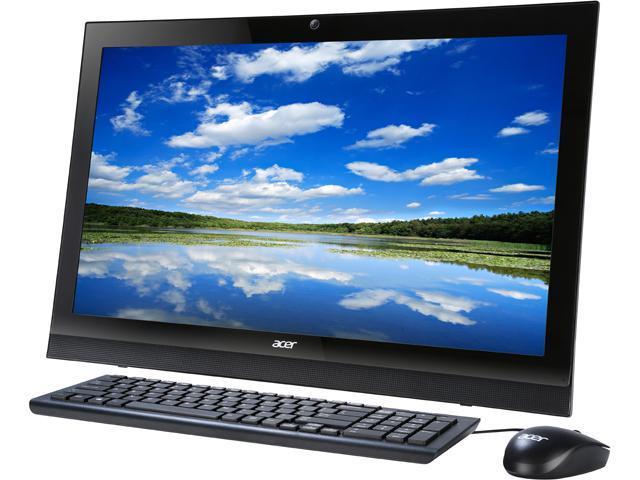 Acer Desktop Computer Aspire AZ1-622-UR53 Celeron N3150 (1.60 GHz) 4 GB DDR3 500 GB HDD 21.5