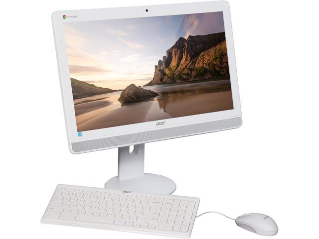 Acer All-in-One Computer UM.WD1AA.C01 NVIDIA Tegra 2.1 GHz 4 GB DDR3 21.5