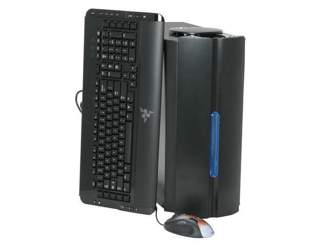 ABS Computer Technologies Desktop PC ULTIMATE i-Spirit 6700E-SLI Core 2 Duo E6700 (2.66 GHz) 4 GB DDR2 400 GB HDD Windows ...