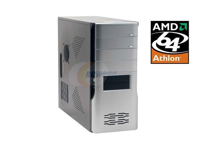 ABS Computer Technologies Desktop PC Awesome V1D 60 Athlon 4000+ 1 GB DDR 160 GB HDD ATI Radeon Integrated Graphics Windows XP Home