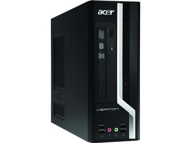 Acer Desktop PC Veriton Pentium 500 GB HDD Windows 7 Professional