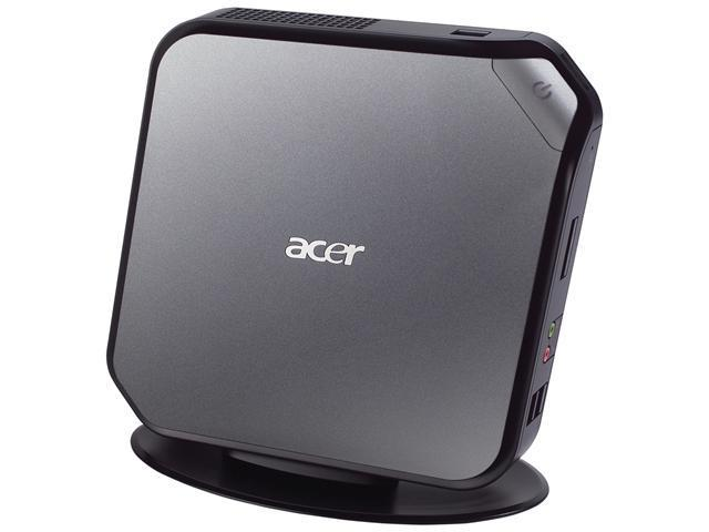 Acer Veriton Desktop PC Atom Standard Memory 2 GB Memory Technology DDR3 SDRAM No FreeDOS