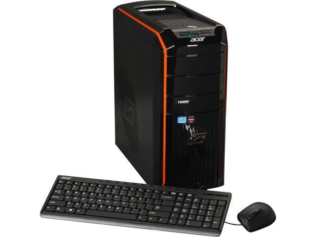 Acer Desktop PC Predator AG3620-UR12 (DT.SJPAA.007) Intel Core i7 3770 (3.40 GHz) 32 GB DDR3 2TB HDD+16GB SSD HDD Windows 8