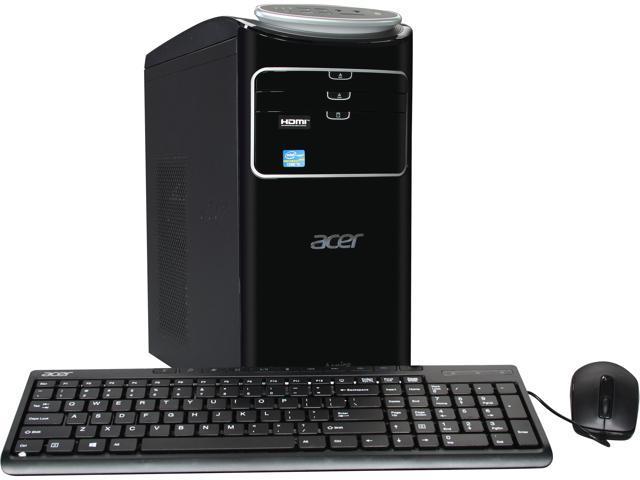 Acer Desktop PC AT3-600-UB308 Intel Core i5 3330 (3.00 GHz) 10 GB DDR3 2 TB HDD Windows 8 64-bit