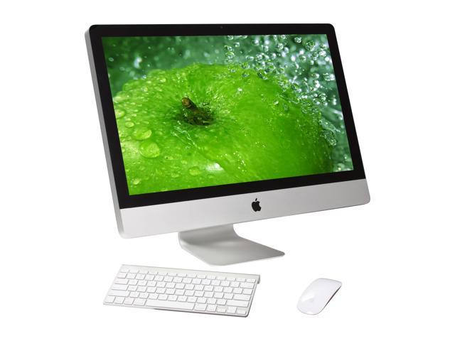 Apple iMac iMac MB953LL/A-R Intel Core i5 2.66 GHz 4 GB DDR3 1 TB HDD 27