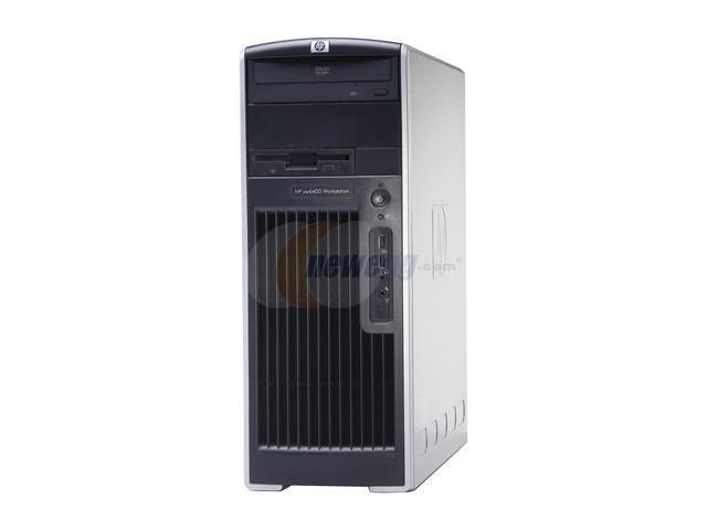 HP Desktop PC xw6400(RB312UT#ABA) Xeon 5120 (1.86 GHz) 2 GB DDR2 160 GB HDD Windows XP Professional