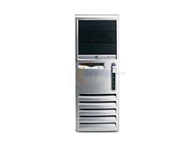 HP Compaq Desktop PC dc7700 (EN343UT#ABA) Pentium D 945 (3.4 GHz) 1 GB DDR2 80 GB HDD Intel GMA 3000 Windows XP Professional