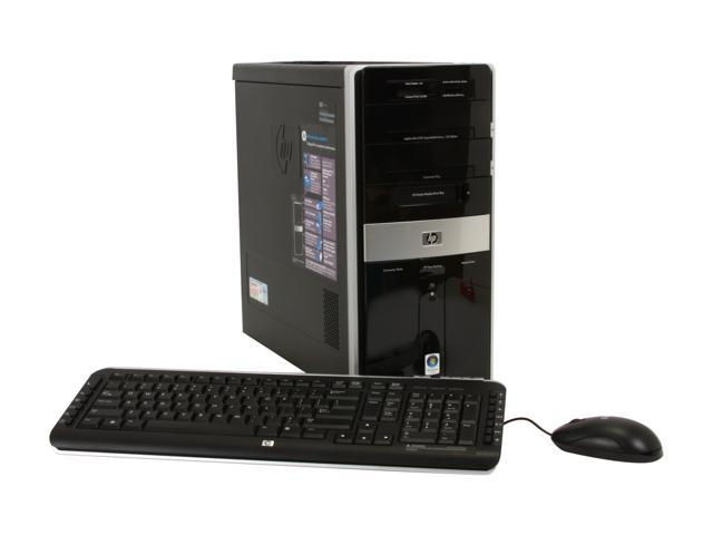 HP Desktop PC Pavilion M9400F(FK790AA) Phenom X4 9750 (2.4 GHz) 8 GB DDR2 750 GB HDD Windows Vista Home Premium 64-bit