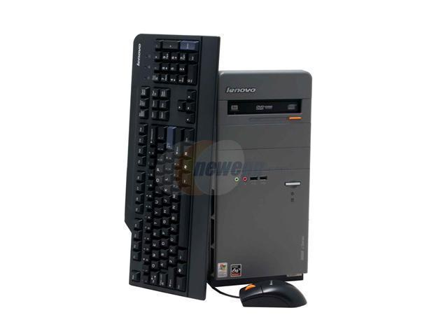 Lenovo Desktop PC 3000 J105(8258HAU) Athlon 3200+ 512 MB DDR 160 GB HDD Windows XP Professional