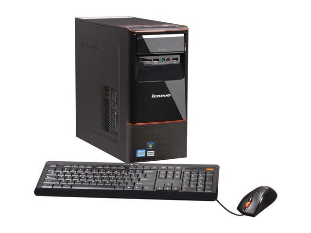 Lenovo Desktop PC H420 (77522CU) Intel Core i3 2120 (3.30 GHz) 4 GB DDR3 1 TB HDD Windows 7 Home Premium 64-bit