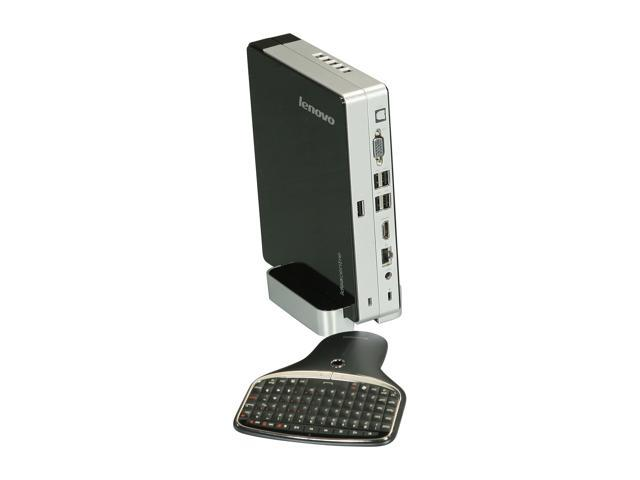 Lenovo Desktop PC IdeaCentre Q180 (31102NU) Intel Atom D2700 (2.13 GHz) 2 GB DDR3 320 GB HDD AMD Radeon HD 6450A Windows 7 Home Premium 64-bit