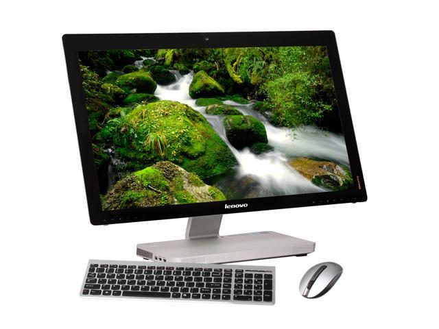"Lenovo All-in-One PC IdeaCentre A720 (25643FU) Intel Core i5 3210M (2.50 GHz) 6 GB DDR3 500 GB HDD 27"" Touchscreen Windows ..."