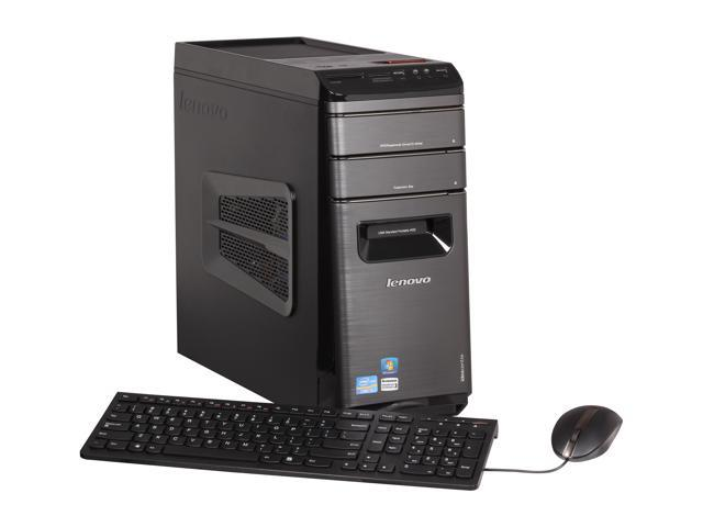 Lenovo Desktop PC K410 (11681CU) Intel Core i3 2120 (3.30 GHz) 6 GB DDR3 1 TB HDD Intel HD Graphics Windows 7 Home Premium 64-Bit