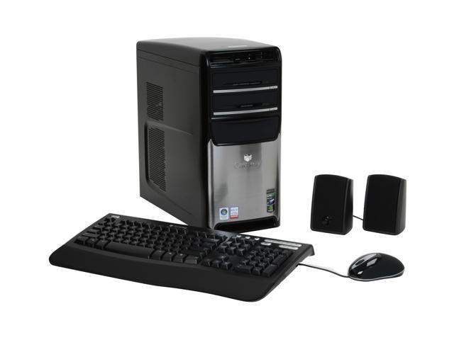 Gateway Desktop PC GT5670 Phenom X3 8400 (2.1 GHz) 3 GB DDR2 320 GB HDD Windows Vista Home Premium