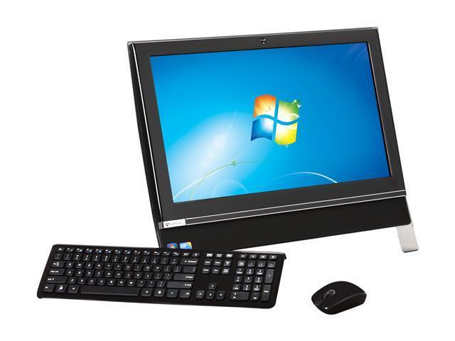 Gateway All-in-One PC One ZX6900-49 (PW.GAF02.016) Intel Core i3 550 (3.20 GHz) 4 GB DDR3 1 TB HDD 23