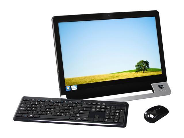 Gateway All-in-One PC ZX4971-UR10P Pentium G630 (2.70 GHz) 4 GB DDR3 750 GB HDD 21.5