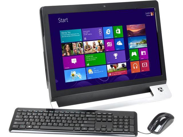 "Gateway Desktop PC DQ.GCHAA.001 (ZX6970) Intel Core i3 2130 (3.40 GHz) 4 GB DDR3 500 GB HDD 23"" Windows 8 64-bit"