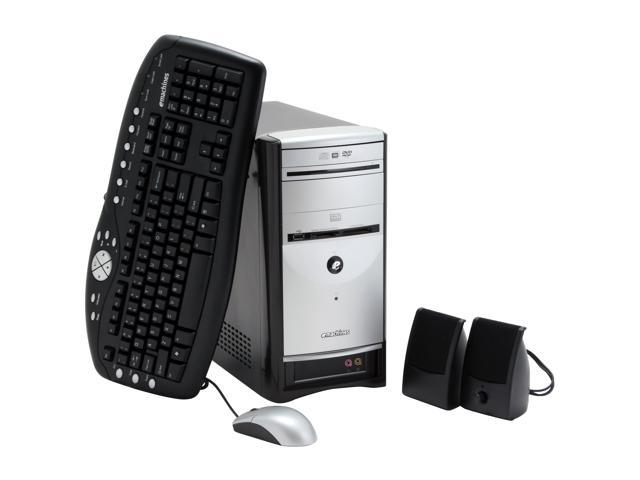 eMachines Desktop PC W3615 - RA Pentium 4 631 (3.0 GHz) 1 GB DDR2 160 GB HDD Windows Vista Home Premium