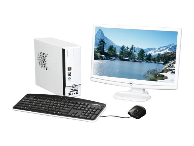 eMachines Desktop PC EL1310-02 Sempron X2 2200 (2.00 GHz) 2 GB DDR2 160 GB HDD Windows Vista Home Premium