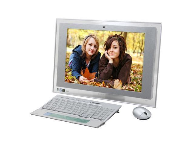 Sony Desktop PC VAIO VGC-LT15E Core 2 Duo T5250 (1.50 GHz) 2 GB DDR2 320 GB HDD 22