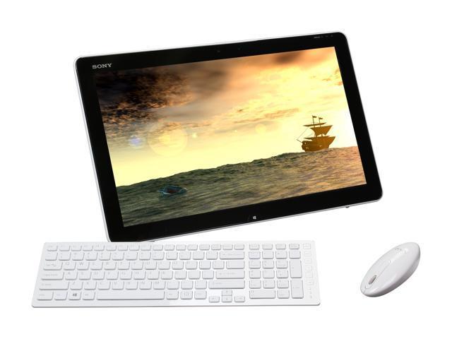 Sony All-In-One PC VAIO SVJ20215CXW Intel Core i5 1.7 GHz 4 GB DDR3 750 GB HDD 20