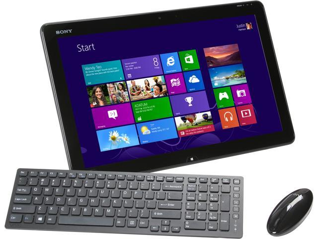 Sony All-in-One PC VAIO J Series SVJ20235CXB Intel Core i5 3337U (1.80 GHz) 4 GB DDR3 750 GB HDD 20