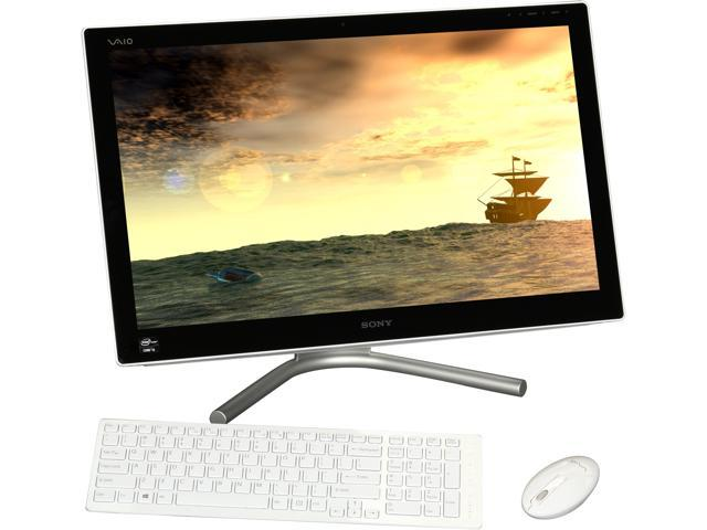Sony All-in-One PC VAIO L Series SVL24145CXW Intel Core i5 3230M (2.60 GHz) 8 GB DDR3 2 TB HDD 24