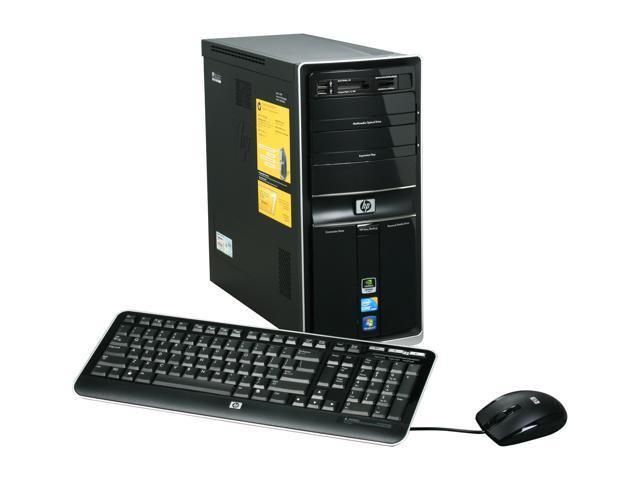 hp desktop pc pavilion elite e9260f ny556aa aba intel core i5 750 ghz 8 gb ddr3 1 tb hdd. Black Bedroom Furniture Sets. Home Design Ideas