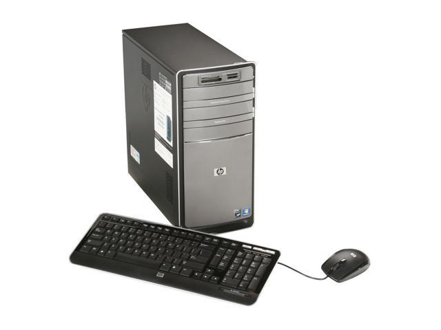 HP Desktop PC Pavilion P6540 Phenom II X4 830 8GB 1 TB HDD Windows 7 Home Premium 64-bit